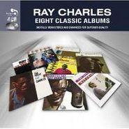 Ray Charles, Eight Classic Albums (CD)