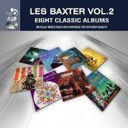 Les Baxter, Eight Classic Albums, Vol. 2 [Box Set] (CD)