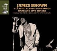 James Brown, Five Classic Albums Plus (CD)