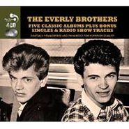 The Everly Brothers, Five Classic Albums Plus Bonus Singles And Radio Show Tracks (CD)