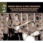 Buddy Holly & The Crickets, Six Classic Albums Plus Bonus Singles And Session Tracks (CD)