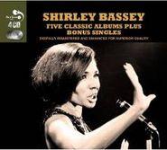 Shirley Bassey, Five Classic Albums Plus Bonus Singles (CD)