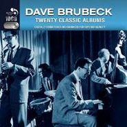 Dave Brubeck, Twenty Classic Albums (CD)