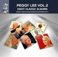 Peggy Lee, Eight Classic Albums, Vol. 2 (CD)