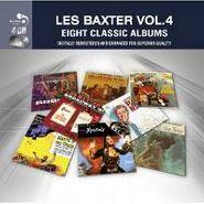 Les Baxter, Eight Classic Albums, Vol. 4 (CD)