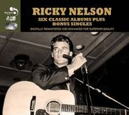 Ricky Nelson, Six Classic Albums Plus Bonus Singles [Remastered] (CD)