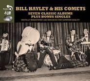 Bill Haley & His Comets, Seven Classic Albums Plus Bonus Singles (CD)