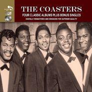 The Coasters, Four Classic Albums Plus Bonus Singles (CD)