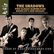 The Shadows, Two Classic Albums Plus Bonus EPs And Singles (CD)