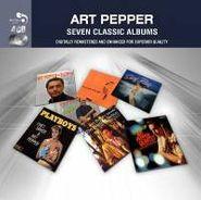 Art Pepper, Seven Classic Albums (CD)