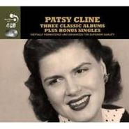Patsy Cline, Three Classic Albums Plus Bonus Singles (CD)