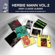 Herbie Mann, Eight Classic Albums, Vol. 2 (CD)