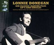 Lonnie Donegan, Six Classic Albums Plus EPs And Singles (CD)