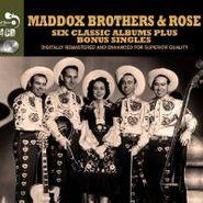 The Maddox Brothers & Rose, Six Classic Albums Plus Bonus Singles (CD)