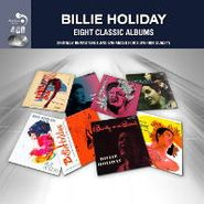 Billie Holiday, Eight Classic Albums (CD)