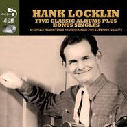 Hank Locklin, Five Classic Albums Plus (CD)