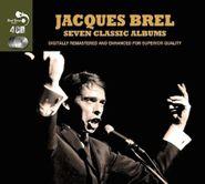 Jacques Brel, Seven Classic Albums (CD)