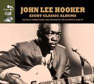 John Lee Hooker, Eight Classic Albums (CD)