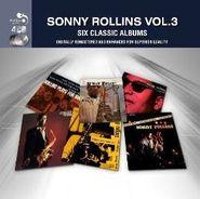 Sonny Rollins, Six Classic Albums Vol. 3 (CD)