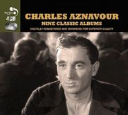 Charles Aznavour, Nine Classic Albums (CD)