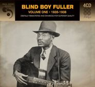 Blind Boy Fuller, Vol. 1: 1935-1938 (CD)