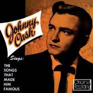 Johnny Cash, Sings The Songs That Made Him (CD)
