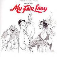 Various Artists, My Fair Lady [Original Cast Recording] (CD)