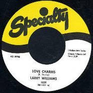 "Larry Williams, Love Charms (7"")"