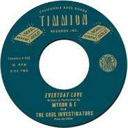 "Myron & E, If I Gave You My Love / Everyday  Love (7"")"