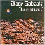 Black Sabbath, Live At Last (CD)