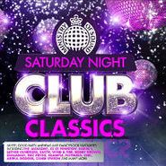 Various Artists, Ministry Of Sound: Saturday Night Club Classics (CD)