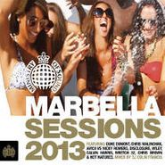 Various Artists, Marbella Sessions 2013 (CD)