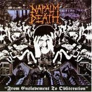 Napalm Death, From Enslavement To Obliteration (LP)