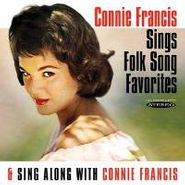 Connie Francis, Sings Folk Song Favorites / Sing Along With Connie Francis (CD)