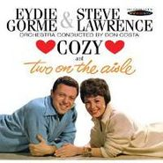 Steve Lawrence, Cozy / Two On The Aisle (CD)