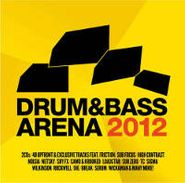 Various Artists, Drum & Bass Arena 2012 (CD)