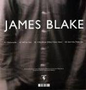 """James Blake, Klavierwerke Ep (12"""")"""