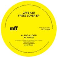 "Dave Aju, Freee Lover EP (12"")"