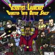 Scientist, Scientist Launches Dubstep Into Outer Space (CD)