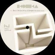 "Ikonika, Beach Mode (Keep It Simple) Feat. Jessy Lanza (12"")"