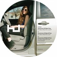"""Jessy Lanza, You Never Show Your Love EP (12"""")"""