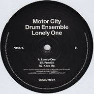 "Motor City Drum Ensemble, Lonely One (12"")"