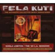 Fela Kuti, Koola Lobita/La Sessions (CD)