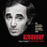 Charles Aznavour, Sings In English: Greatest Hits (CD)