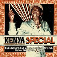 Various Artists, Kenya Special: Selected East African Recordings From The 1970s & '80s (LP)