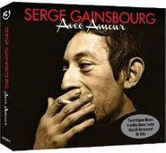 Serge Gainsbourg, Avec Amour [Box Set] (CD)