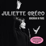 Juliette Gréco, Bohemian In Paris (CD)