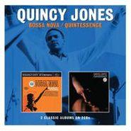 Quincy Jones, Big Band Bossa Nova / Quintessence (CD)