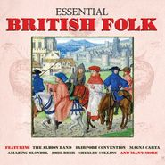Various Artists, Essential British Folk (CD)