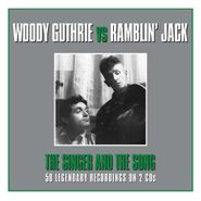 Woody Guthrie, The Singer & The Song (CD)